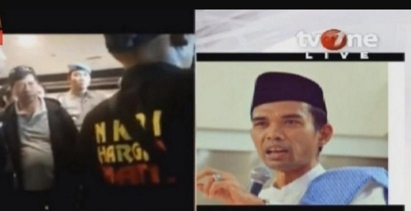 Ditanya Tv One Apakah Ustadz Trauma Ditolak di Bali, Inilah Jawaban Ustadz Abdul Somad