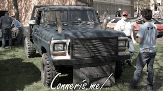 1980s Ford Truck Custom