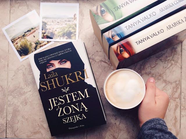 """#29 """"Jestem żoną szejka"""" - Laila Shukri"""