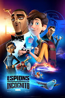 Spies in Disguise (2019) Dual Audio [Hindi-DD5.1] 1080p BluRay ESubs Download
