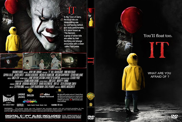 It DVD Cover