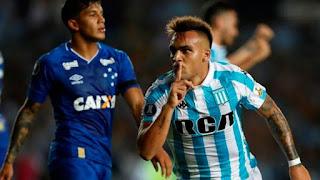 Cruzeiro vs Racing Club en Copa Libertadores 2018