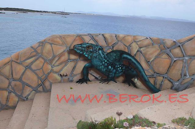 graffitis Formentera