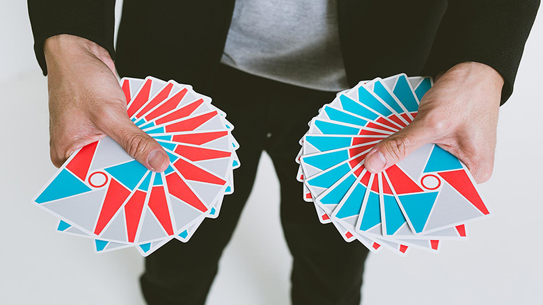 Cardistry WIld Cards- Behind-the-Scenes Short Film with The Virts