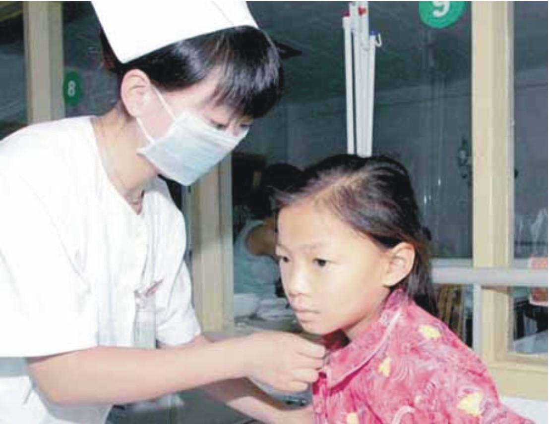 Yu Yuan Gadis Kecil Berhati Malaikat Penampakan Hantu