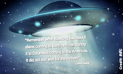 Scientists Urged To Seek Contact with Aliens