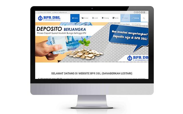 Website BPR bprdbl.co.id