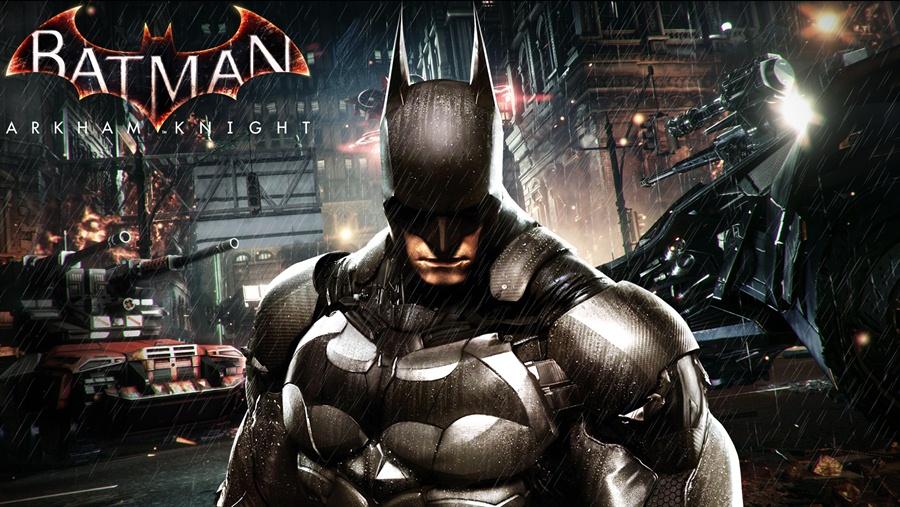 Batman Arkham Knight PC Download Poster