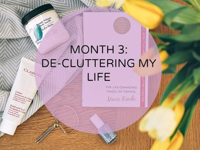de-clutter, organization, life changing magic of tidying up, marie kondo