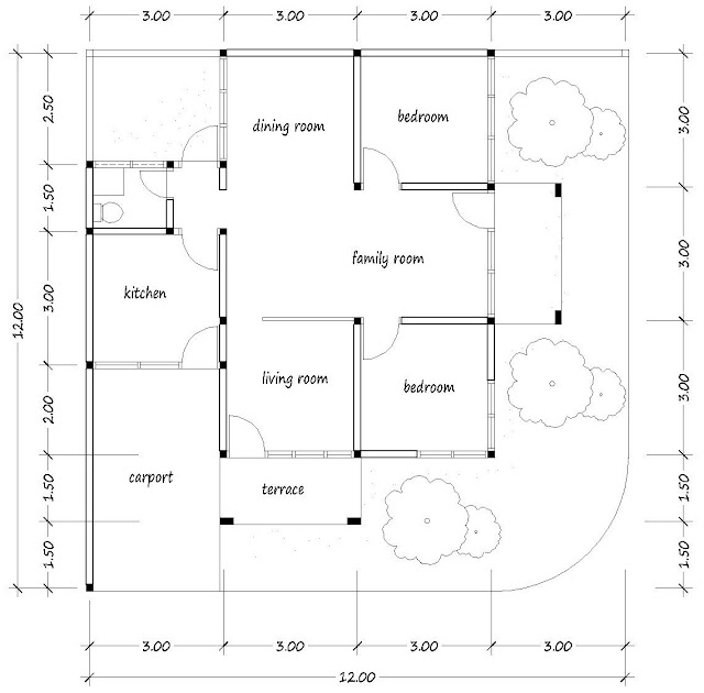 house plan collection 24a