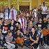 Jovens de Pilõezinhos levam emoção e fé na encenação da Via-sacra de Jesus