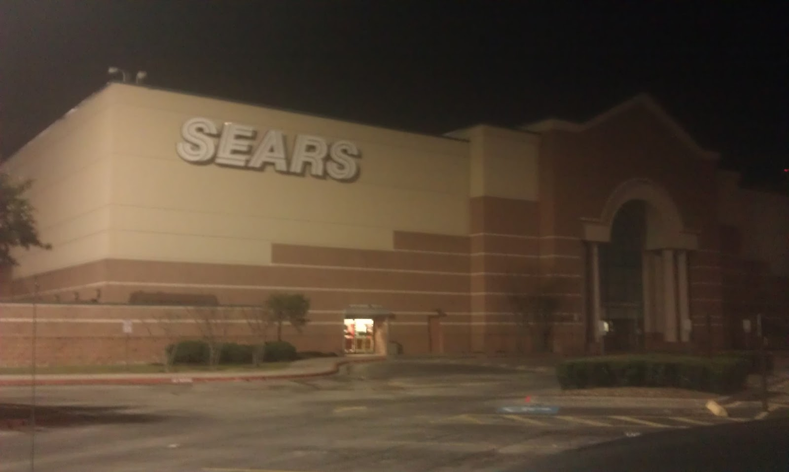 The Louisiana And Texas Retail Blogspot Sears Woodlands
