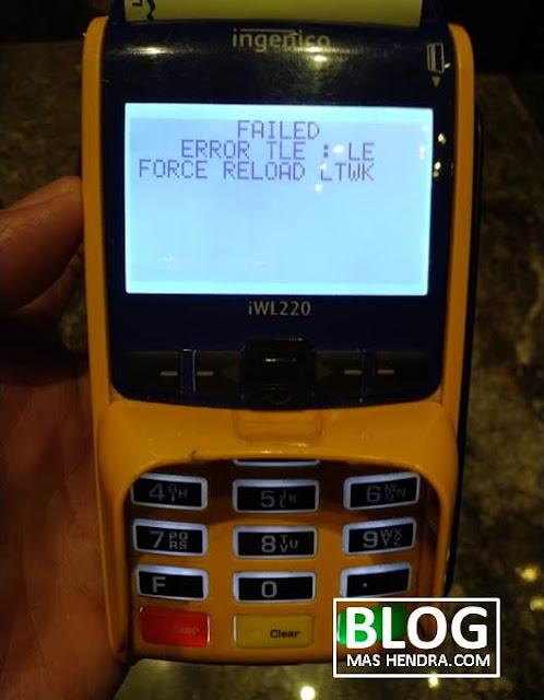Tips Menghindari Bahaya Skimming di Mesin ATM/EDC - Blog Mas Hendra