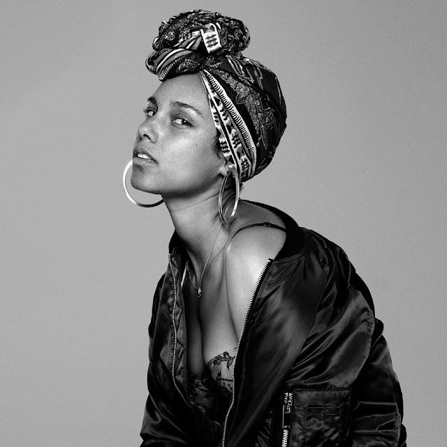 Lirik Lagu Alicia Keys - She Don't Really Care