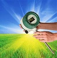 sage insertion mass flow meter