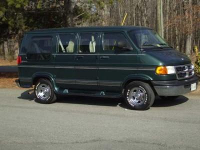 Where Is The Ecu Location On 1999 Dodge Ram Van 1500