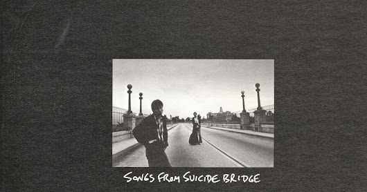 "Kauffman & Caboor ""Songs from Suicide Bridge""1984 US Private Psych Folk"