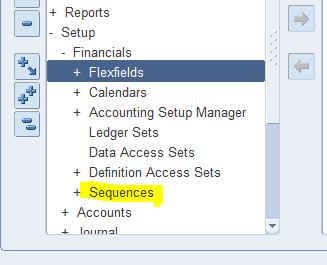 Oracle Application's Blog: AR invoice number sequence in oracle apps