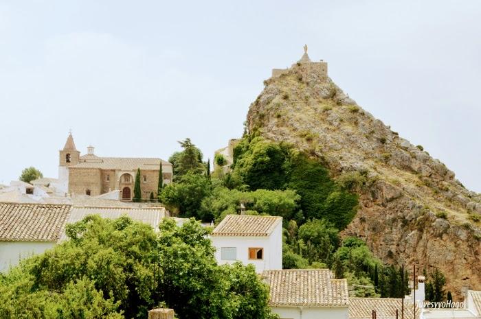 Panorámica de Castril - A una hora de Granada - TuvesyyoHago