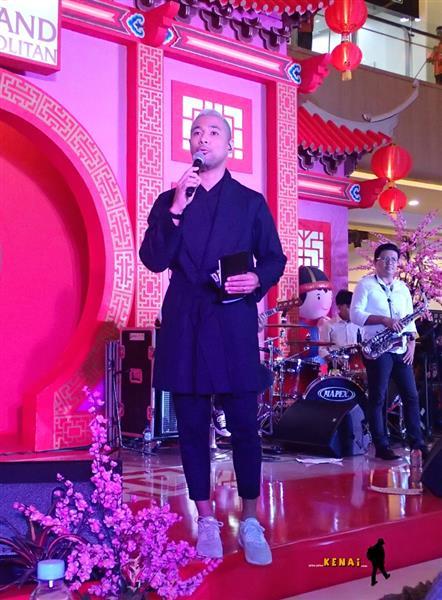 Marcell Siahaan, Grand Metropolitan, Bekasi