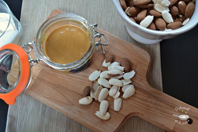 Praliné de almendras (receta básica)