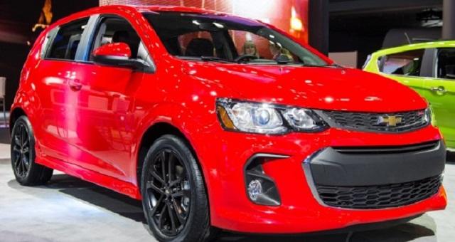 Chevrolet Putuskan Hentikan Pemasaran Sonic dan Impala