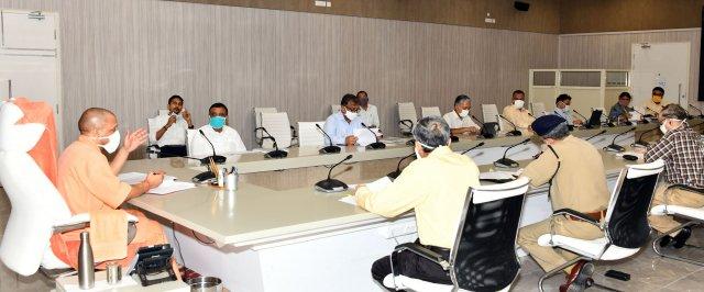 मुख्यमंत्री योगी ने कोविड-19 से प्रभावित व्यक्तियों को सभी जरूरी सुविधाएं उपलब्ध कराने के निर्देश दिये       संवाददाता, Journalist Anil Prabhakar.                    www.upviral24.in