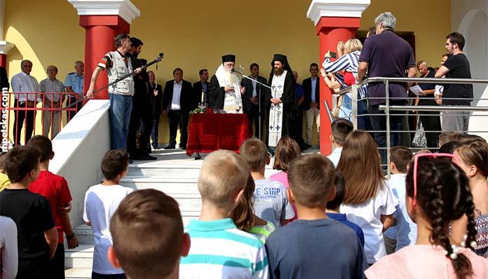 Λιποθύμησαν τρεις μαθητές στο 1ο δημοτικό σχολείο Καστοριάς (VID)