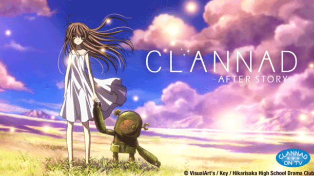 Clannad: After Story - Top Anime Romance Sad Ending List