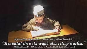 Keutamaan Ilmu dan Ibadah