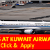 Latest Jobs in Kuwait Airways