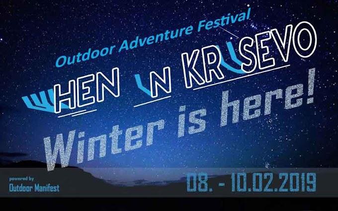 When in Kruševo Festival zum ersten Mal mit Winterausgabe!