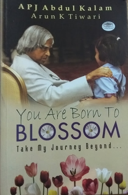 Book Revoiew Of You Are Born To Blossom