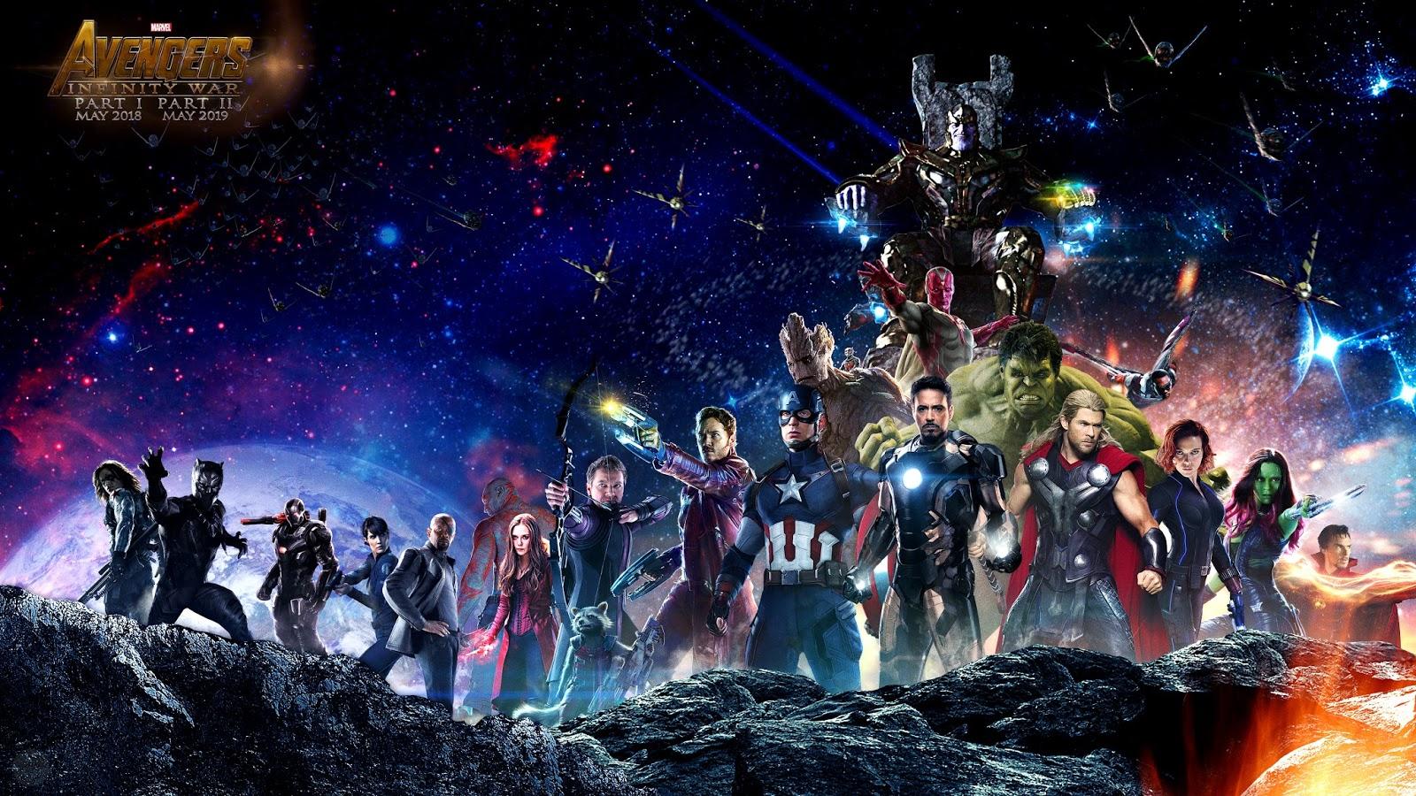 Avengers Infinity War Wallpapers - Avengers 2018