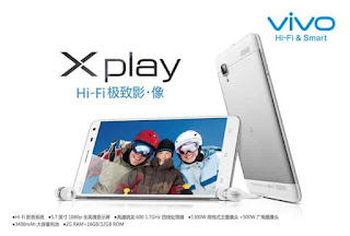 Firmware Vivo Xplay X510W