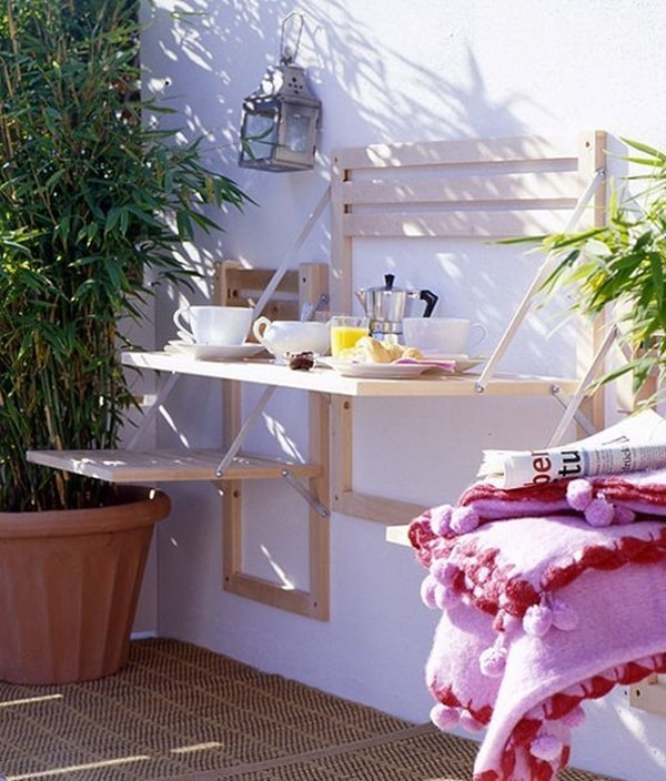 7 Ideas For Decorating Small Balconies 5