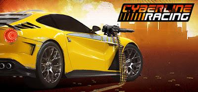 لعبه سباق السيارات Cyberline Racing الرائعه ليست كباقى العاب السباق..تستحق التجربه!