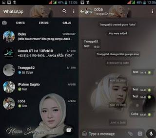 WhatsApp Mod terbaru Nisaa sabyan - Download Game ...