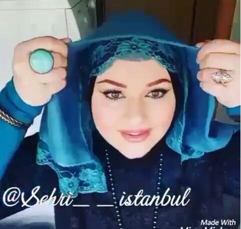 Vidéo Tutoriel Facile Et Rapide Pour Réaliser Un Hijab soirée 2017