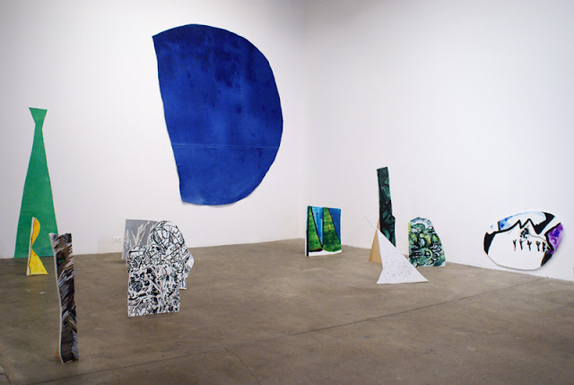 "Leslie Baum in ""Appropinquation,"" September 12 – October 31, 2015, at Carrie Secrist"