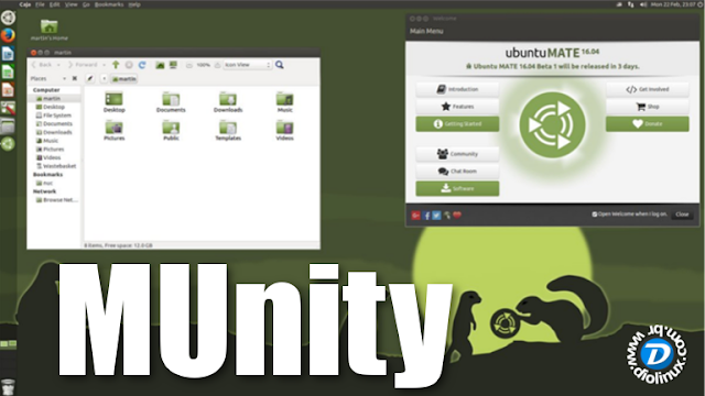 Munity - Ubuntu MATE