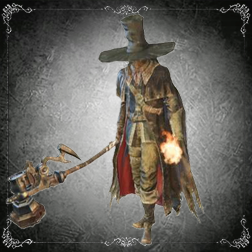 Old Hunter (Boom Hammer & Torch)