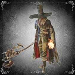 Old Hunter (Boom Hammer & Torch)