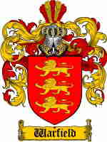 Warfield Coat of Arms