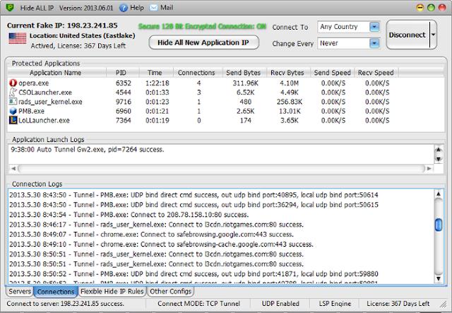 IP Hide tool