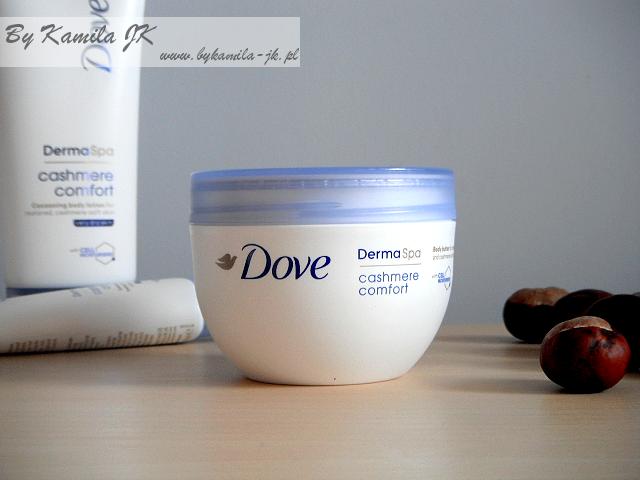 Dove Derma Spa Cashmere Comfort masło do ciała