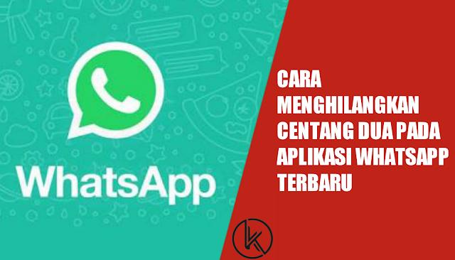 Cara Membaca Chat Whatsapp Tanpa Diketahui Pada Android