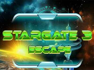 Stargate Escape 3 Juego Solucion