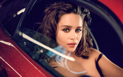 Emilia Clarke The Game of Thrones Actress HD Wallpaper 008,Emilia Clarke HD Wallpaper
