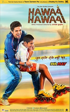 2014 Bollywood movie Hawaa Hawaai Poster